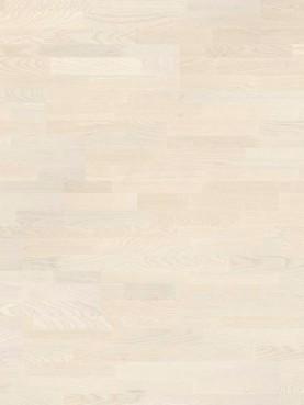 Паркетная доска Shade Ash Pearl White Tres