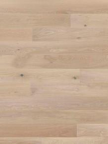Паркетная доска Shade Oak Satin White Plank