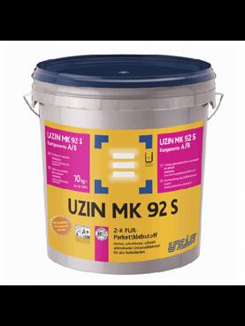 Клей для паркета и массивной доски Uzin MK 92 S 10кг.