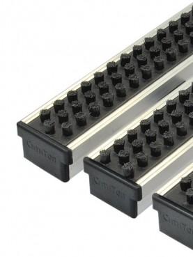 Алюминиевые решетки Брайт Проф бруш