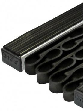 Алюминиевые решетки Волна супер Текстиль