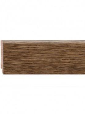 Плинтус шпонированный 60*16мм Oak Cocoa