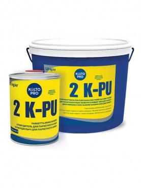 Полиуретановый 2-х компонентный клей для паркета Kiilto 2 K-PU
