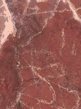 Ковровое покрытие Desso Sense of Marble AA81 2105 T1 400