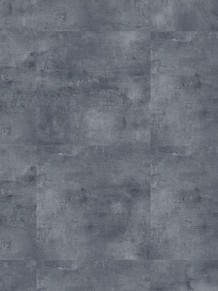 Виниловая плитка ID Square Vintage Zinc Dark Grey